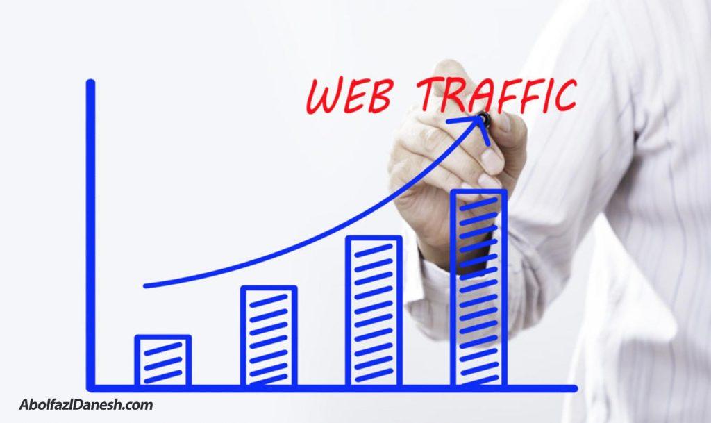 ترافیک وب3